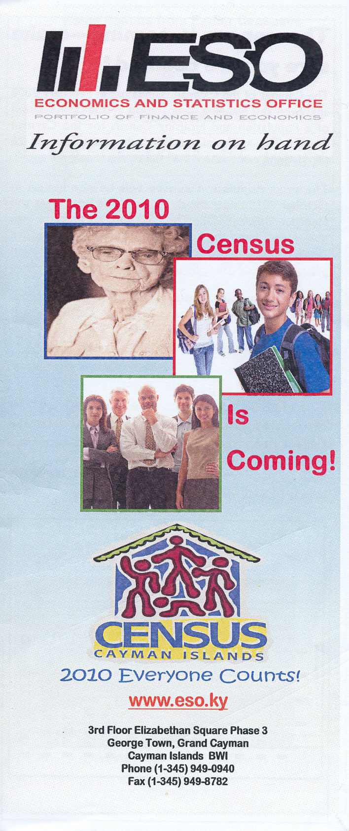 2010 Census Brochure